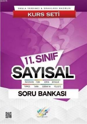 11. Sınıf Sayısal Soru Bankası