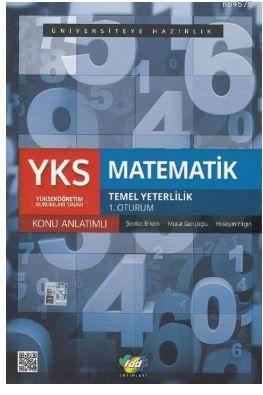 YKS Matematik Konu Anlatımlı Temel Yeterlilik 1. Oturum