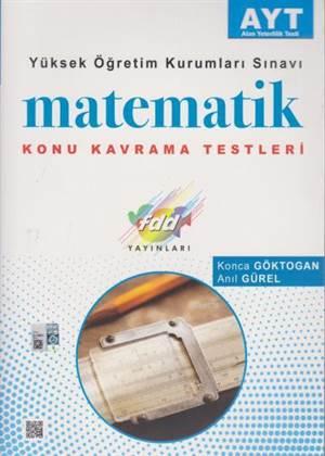 2018 AYT Matematik Konu Kavrama Testleri