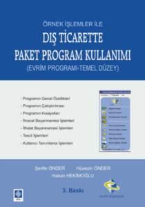 Dış Ticarette Paket Program Kullanımı