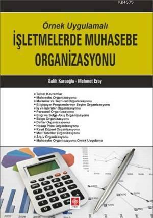 İşletmelerde Muhasebe Organizasyonu