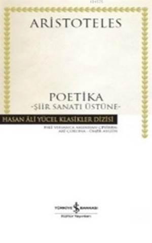 Poetika Şiir Sanatı Üstüne