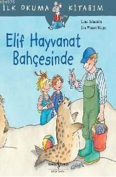 Elif Hayvanat Bahçesinde; İlk Okuma Kitabım
