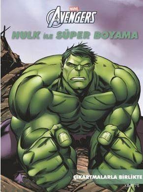 Hulk İle Süper Boyama