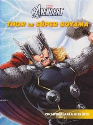 Thor İle Süper Boyama