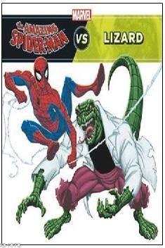 Marvel- The Amazıng Spıder-Man Vs Lızard