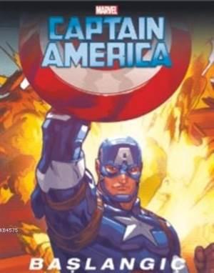Marvel Captain Ame ...