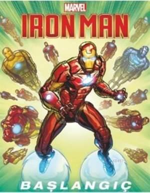 Marvel Iron Man:  ...