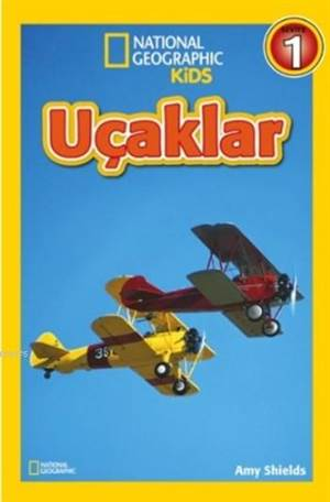 National Geographic Kids Uçaklar
