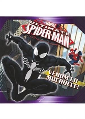 Marvel Ultimate Spiderman Venom'la Mücadele
