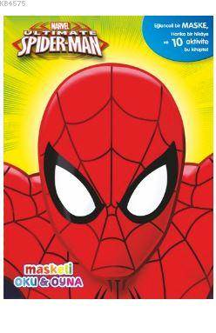 Marvel - Ultimate Spider Man; Maskeli Oku Ve Oyna
