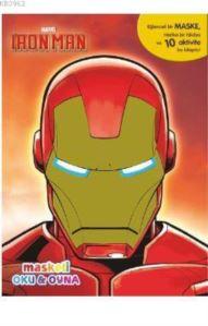 Marvel - Iron Man; Maskeli Oku Ve Oyna