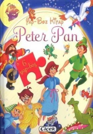 Yap-Boz'Lu Klasik Masallar-Peter Pan