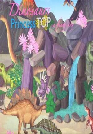 Princess Top A Funny Day-Dinosaurs