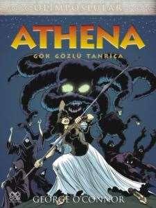 Gök Gözlü Tanrıça Athena