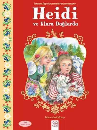 Heidi ve Klara Dağlarda