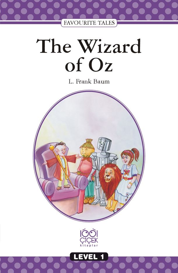 The Wizard Of Oz Level 1 Books