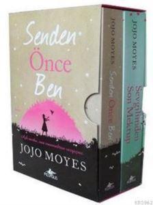 Jojo Moyes Seti - 2 Kitap Takım