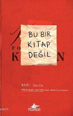 Bu Bir Kitap Değil ...