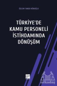 Türkiye'de Kamu Pe ...