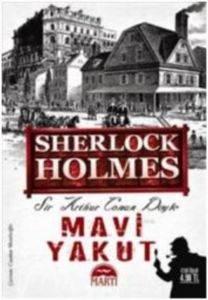 Sherlock Holmes -<br/>Mavi Yakut (C ...