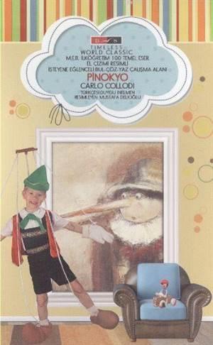Pinokyo; Timeless