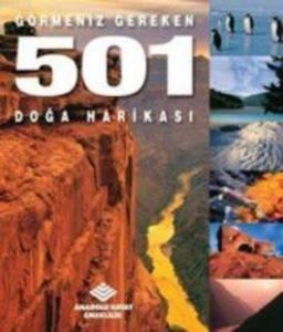 Görmeniz Gereken <br/>501 Doğa Harikası