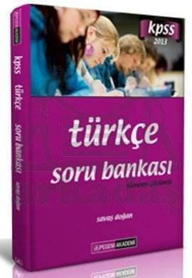 KPSS Türkçe Tamamı Çözümlü Soru Bankası