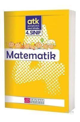 4.Sınıf Matematik Anlatımlı Test Kitabı