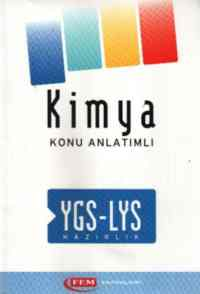 YGS - LYS Kimya Ko ...