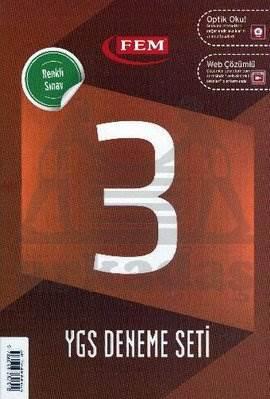 Fem YGS 3 Fasikül Deneme Seti