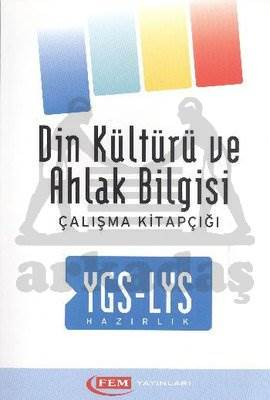 YGS - LYS Din Kültürü ve Ahlak Bilgisi Konu Anlatımlı