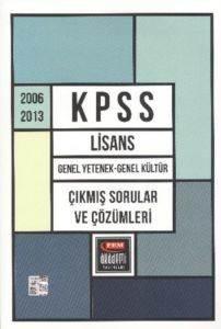Fem Akademi Kpss 2014 Gy- Gk Lisans Çikmiş Sorular Ve Çözümleri 2006-2013