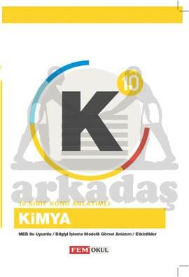 10.Sınıf Kimya <br/>Konu Anlatımı