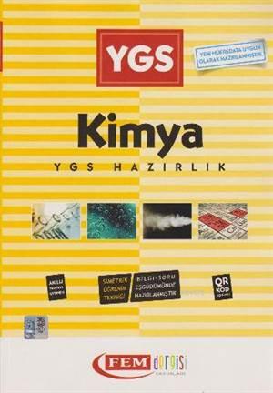 Simetrik YGS Kimya