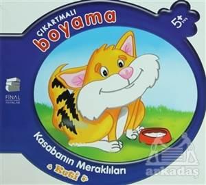 Çıkartmalı Boyama - Kasabanın Meraklıları: Keti