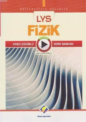 Final LYS Fizik (Video Çözümlü Soru Bankası)