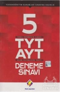 TYT AYT 5'Li Denem ...