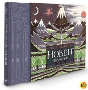 J.R.R. Tolkienden Hobbit Resimleri (Kutulu, Numaralı Özel Baskı)