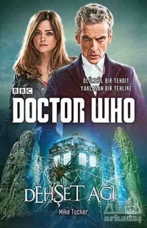 Dehşet Ağı - Doctor Who (Cep Boy)