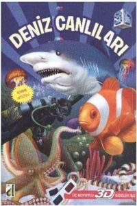 3D Deniz Canlıları