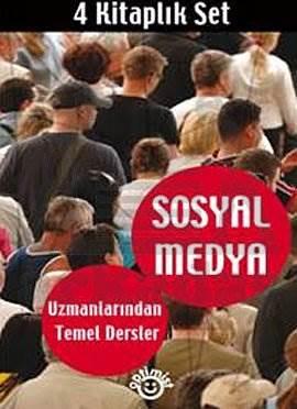 Sosyal Medya Uzmanlarından Temel Dersler (4 Kitap)