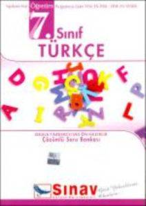 7.Sınıf Türkçe Çözümlü Soru Bankası