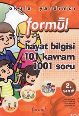2. Sınıf Hayat Bilgisi 101 Kavram 1001 Soru