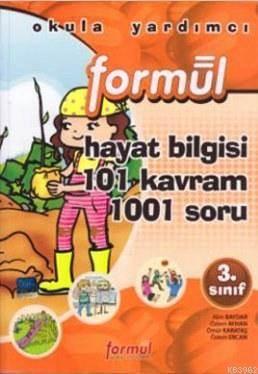 3. Sınıf Hayat Bilgisi 101 Kavram 1001 Soru