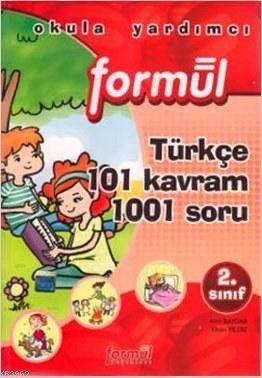 2. Sınıf Türkçe 101 Kavram 1001 Soru