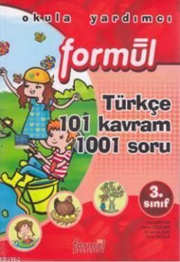 3. Sınıf Türkçe 101 Kavram 1001 Soru
