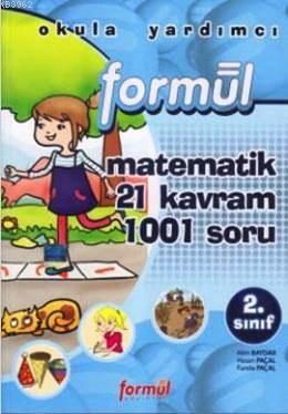2. Sınıf Matematik 21 Kavram 1001 Soru