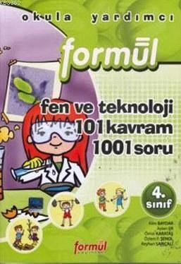 4. Sınıf Fen Ve Teknoloji 101 Kavram 1001 Soru