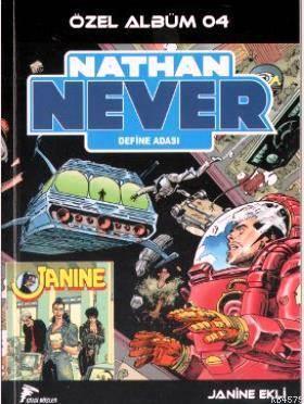 Nathan Never Özel Albüm - 4: Define Adası